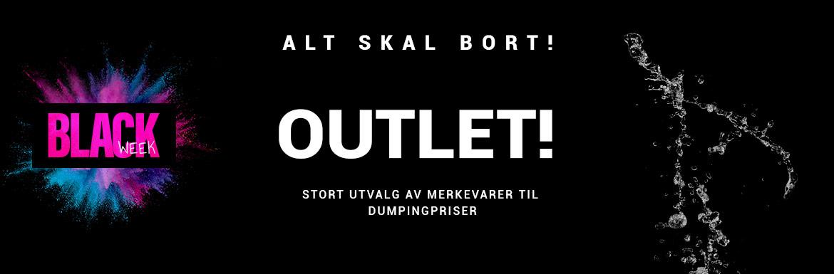 Outlet | Black Week | Black Friday | tilbud bad og kjøkken | vvskupp