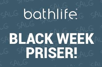 Bathlife|Black Week | Black Friday | tilbud bad og kjøkken | vvskupp