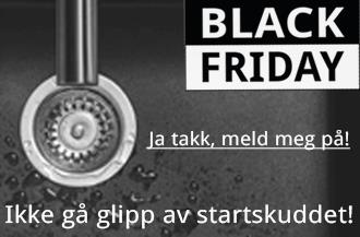 Black Friday 2019 | Årets største shopping dag | VVskupp.no